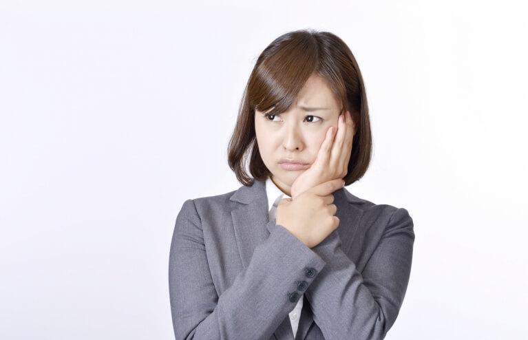 顎関節症の原因